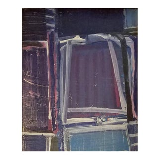 20th Century Abstract Still Life Painting by Daniel Clesse For Sale