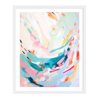 """Abstract """"Swoop"""" Print For Sale"""