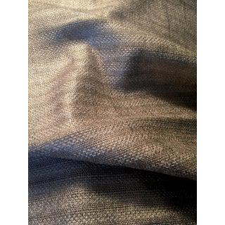Designer's Guild Sassiere Pewter Linen - 2.25 Yds