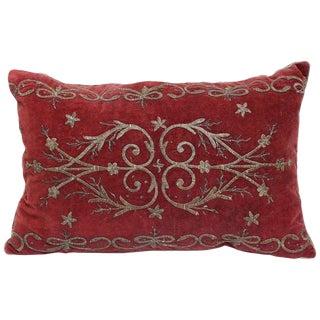 18th Century Maison Maison Italian Metalwork Pillows For Sale