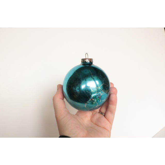 Mid Century Blown Glass Ornaments - Set of 23 - Image 3 of 7