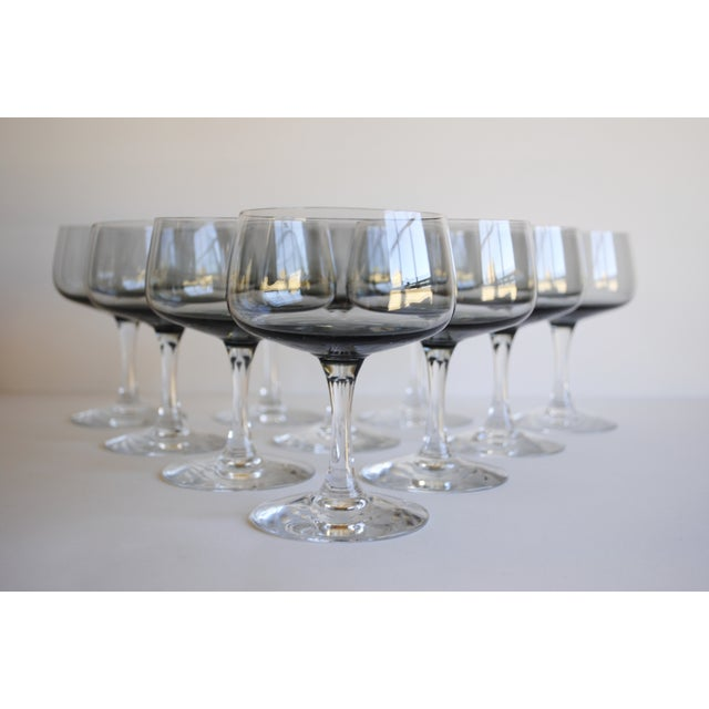 Vintage Champagne Coupes, Set of 10 - Image 2 of 6