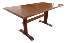 Image of Mission Dining Tables