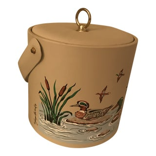 Mid-Century Georges Briard Ice Bucket For Sale