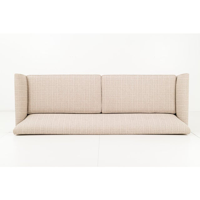 1950s Vintage Paul McCobb Pagoda Sofa For Sale In Chicago - Image 6 of 9