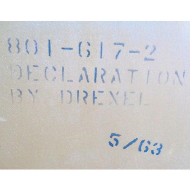 Kipp Stewart for Drexel Declaration Nightstands - A Pair - Image 10 of 10