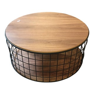 Gus Modern Wireframe Coffee Table
