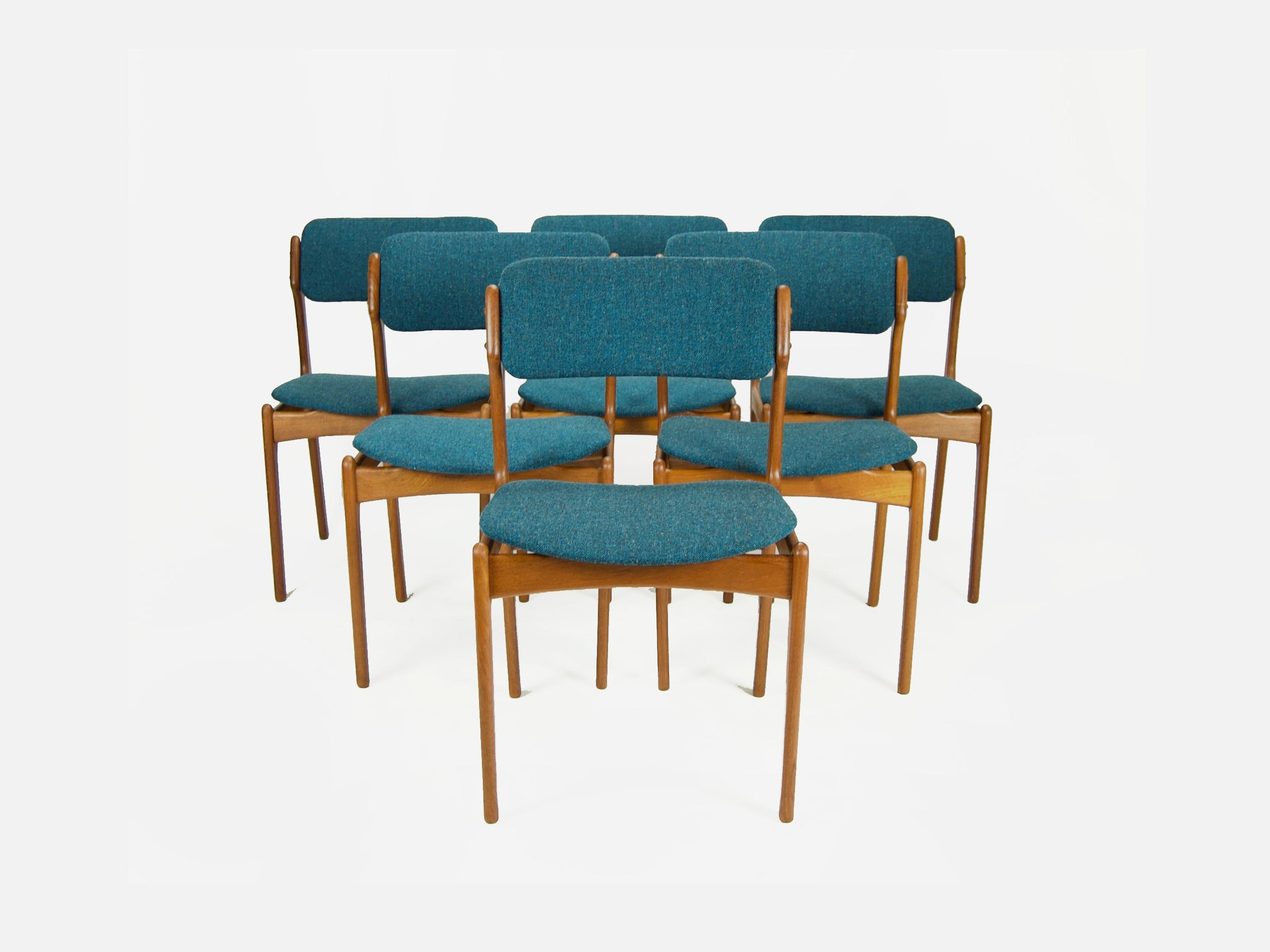Wooden Dining Chairs Vintage