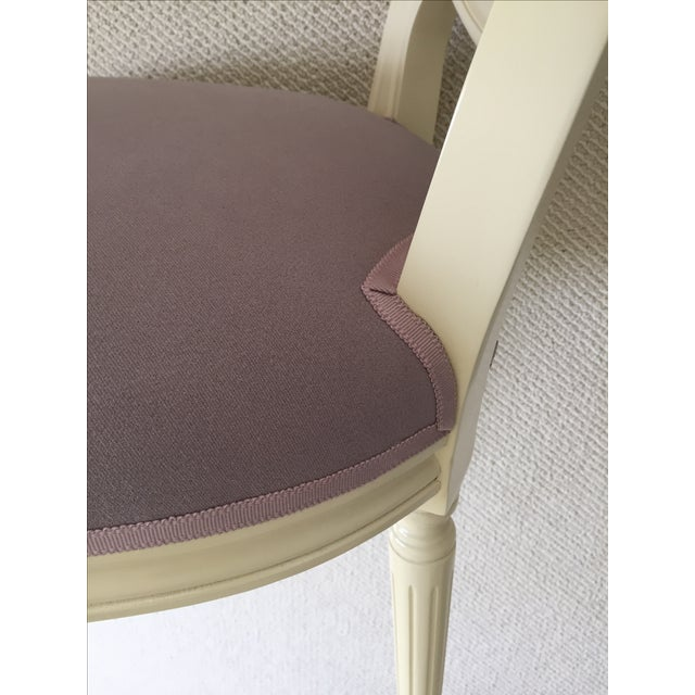 Set of Custom Dining Room Chairs - 10 - Image 4 of 8