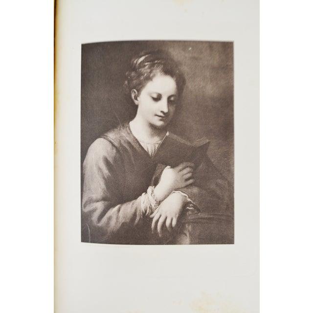 """1896 Antique """"Da Correggio Antonio Allegri Da Correggio His Life, His Friends, And His Time"""" Book For Sale - Image 10 of 10"""