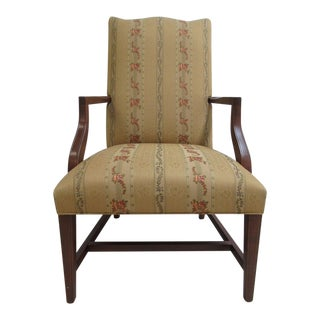 Ethan Allen Newport Fireside Lounge Arm Chair