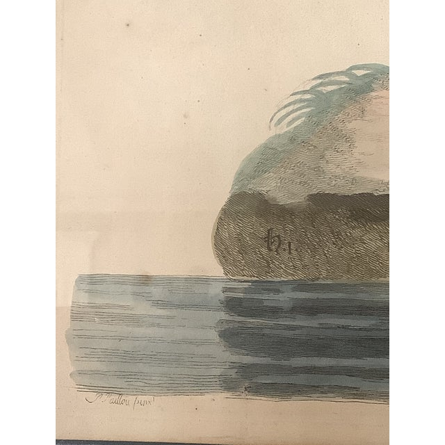 18th Century Antique Original Peter Mozell Engraving by T Pennant For Sale - Image 9 of 11