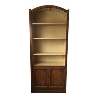 Henredon Walnut Display Cabinet