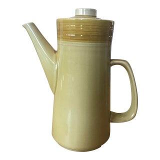 Mid-Century Ombre Tea Pot