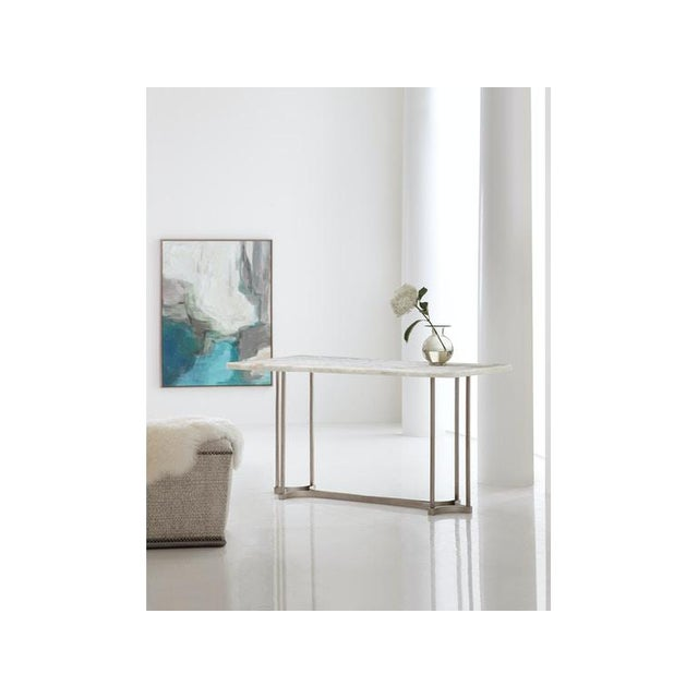 The Melange writing desk/console Used as a writing desk, console or accent credenza, the Melange desk is pure haute...