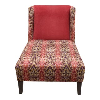 Scout Upholstered Chair For Sale