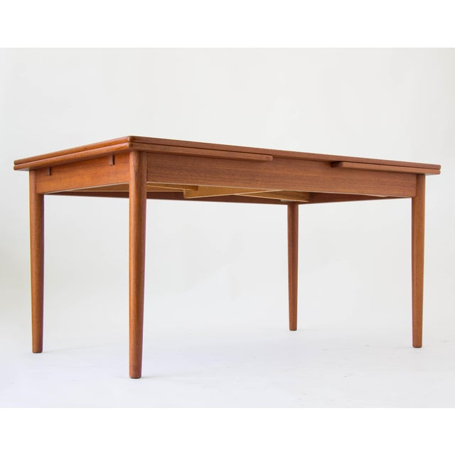 At-316 Draw Leaf Dining Table by Hans Wegner - Image 3 of 10