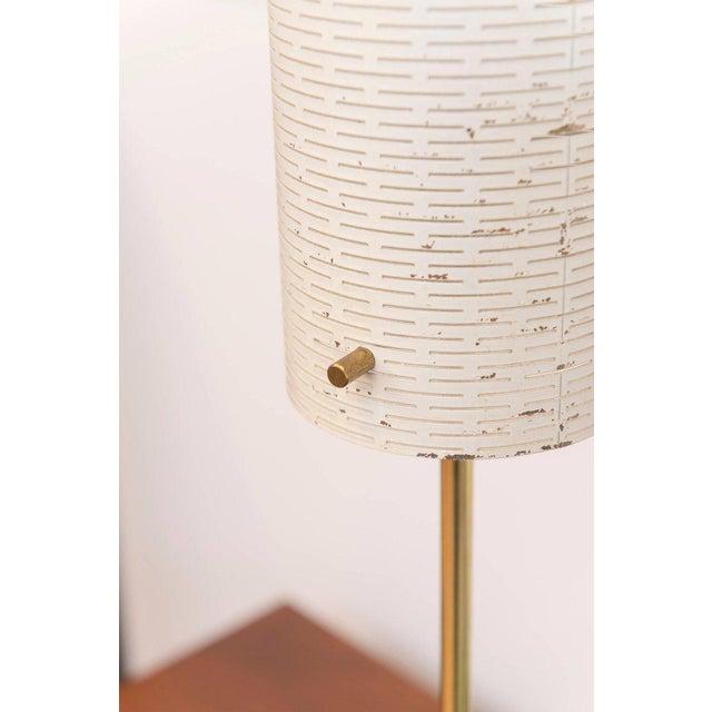 Metal Lightolier Planter Lamp For Sale - Image 7 of 11