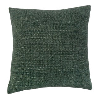 """Hendrick 20"""" Pillow with Insert in Moss For Sale"""