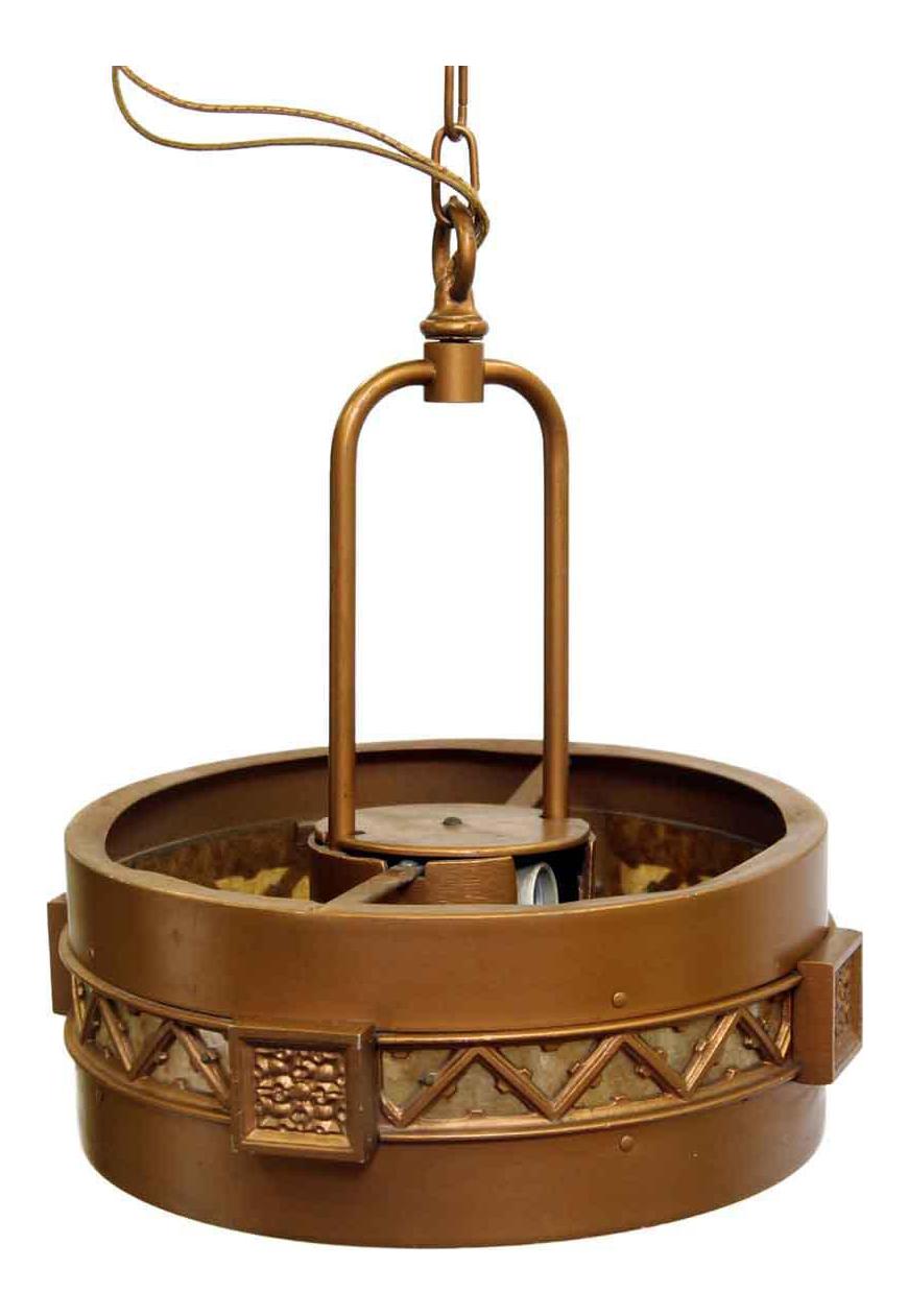 image vintage drum pendant lighting. Delighful Lighting Gothic Bronze Drum Pendant Light With Image Vintage Lighting 1