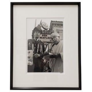 "Richard Blair ""Tom Dunphy Aka General Waste-More-Land"" Berkeley Photograph C.1969 For Sale"