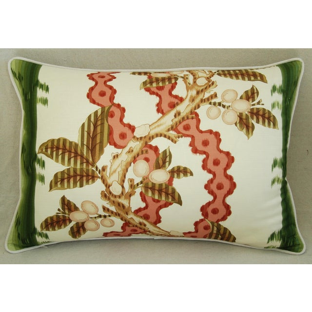 "Brunschwig & Fils Brunschwig & Fils Josselin Feather/Down Pillows 26"" X 18"" - Pair For Sale - Image 4 of 10"