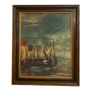 Mid-Century Boats, by Franks For Sale