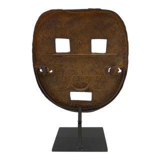 Outsider Art Primitive Found Object Sculpture For Sale