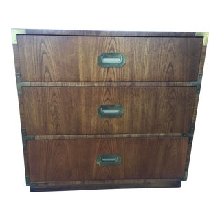 Dixie Campaign Chest Nightstand For Sale