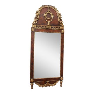 18th Century Neoclassical Style Mirror For Sale