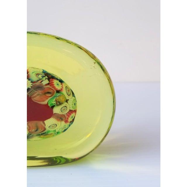 1950s Galliano Ferro Murano Glass Pin Wheel Bookends for Fornasa De Mvran a l'Insegna Moreto - a Pair For Sale In Seattle - Image 6 of 8