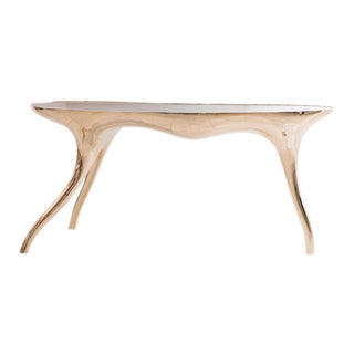 Trois Jambes Console Table, Usa, 2019 For Sale