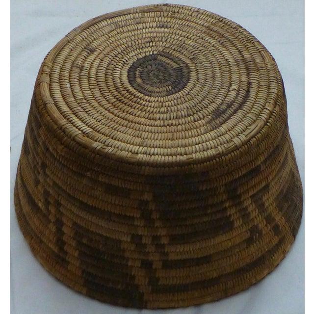 Antique Apache Basket Circa 1890-1920 - Image 9 of 11