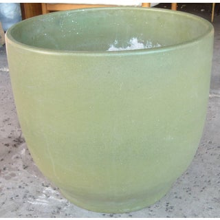 Gainey Large Planter, Ceramic/Pottery, Marked, Olive Green Preview