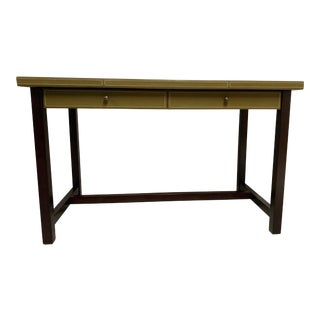 Sophisticated and Minimalist Writing Desk For Sale