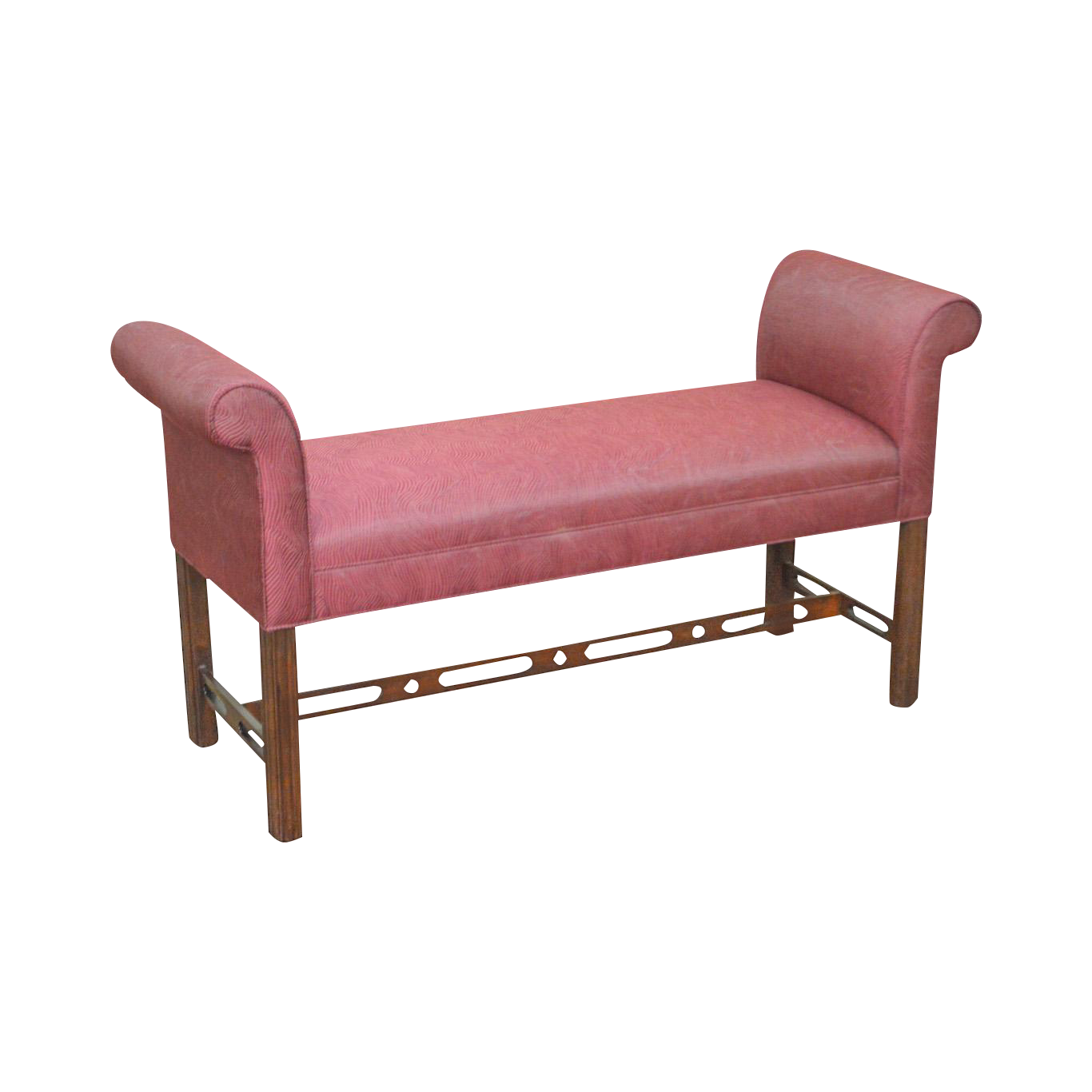 Ethan Allen Home Collection Chippendale Style Window Bench