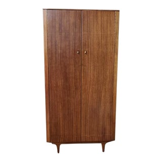 Mid Century Modern Men's Teak Robe C.1950s For Sale