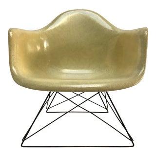 Vintage Eames LAR Fiberglass Armchair For Sale