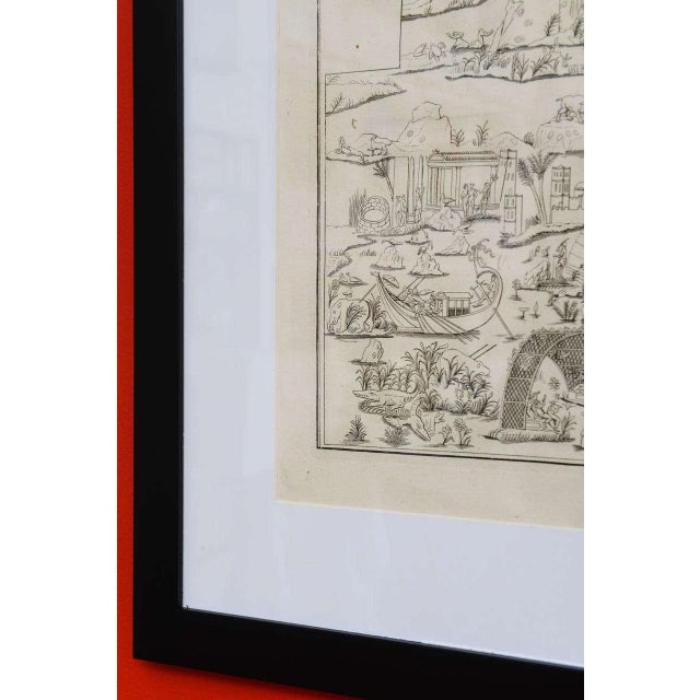 Plate of the Temple of Fortune Primigenia For Sale - Image 4 of 11