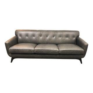 Urban Loft Grey Sofa For Sale