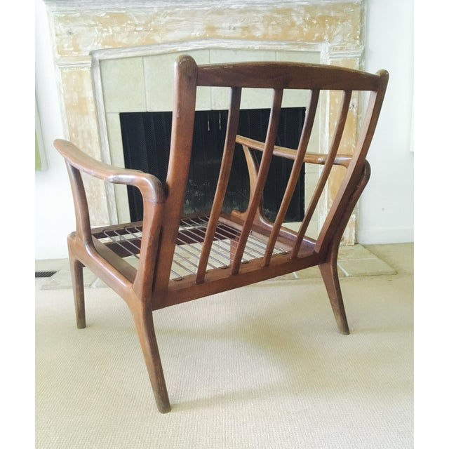 Mid-Century Modern Lounge Chair - Image 5 of 7