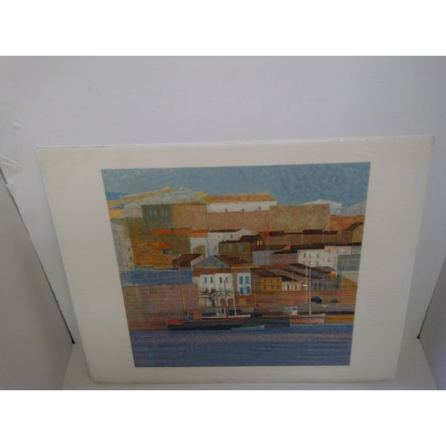 """""""Peniscola II"""" by Bourrie For Sale In Pittsburgh - Image 6 of 8"""