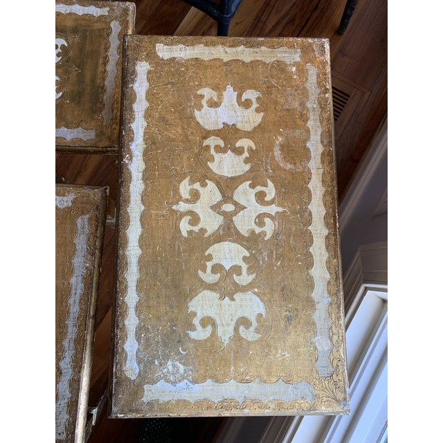 1940s French Nesting Tables - Set of 3 For Sale - Image 10 of 11