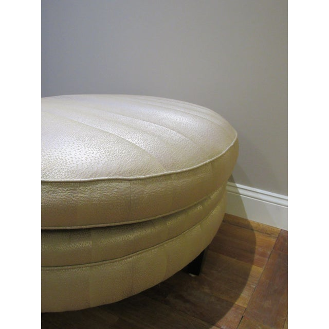 2010s Ottoman by Donghia For Sale - Image 5 of 9