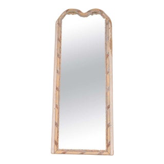 Painted 18th Century Louis XV Mirror For Sale