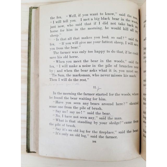1901 Antique School Book For Sale In Dallas - Image 6 of 10