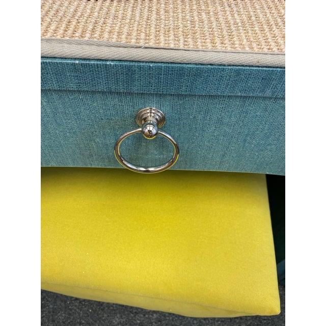 Metal Bungalow 5 Bouquet Desk For Sale - Image 7 of 11