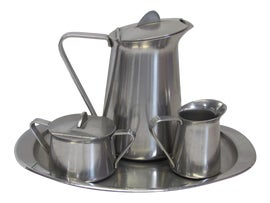 Image of Alessi Coffee and Tea Service