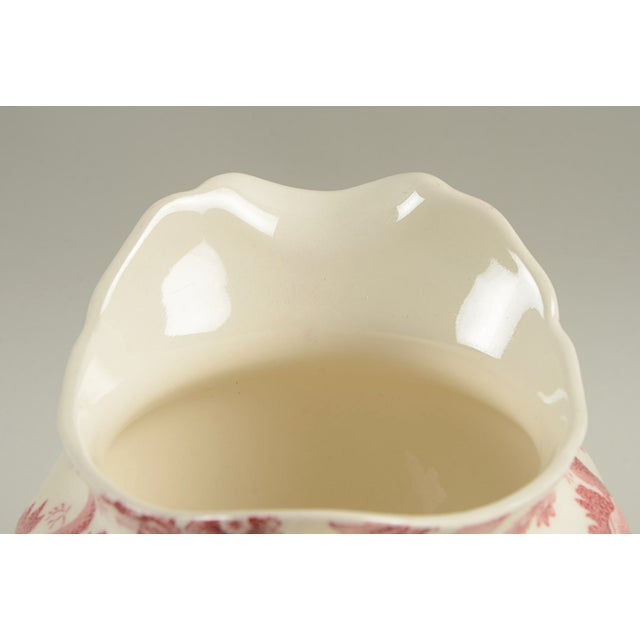 Johnson Brothers Johnson Brothers English Chippendale 32 Oz Pitcher For Sale - Image 4 of 6