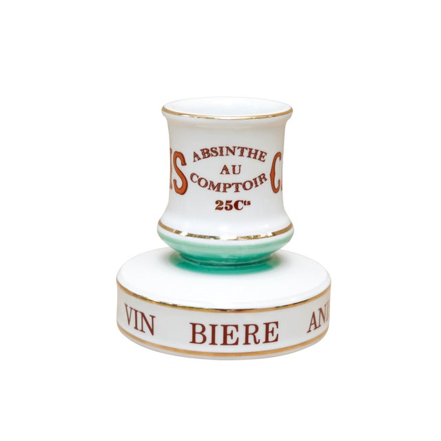 Parisian Cafe French Match Striker For Sale